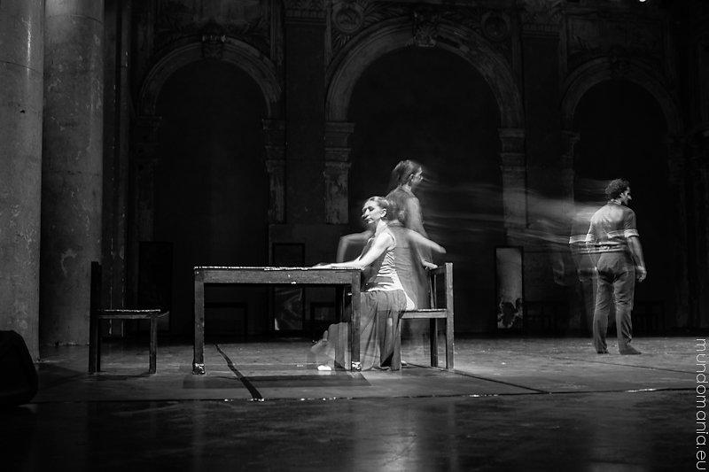 Mazedonisches Ballett im Odeon Theater