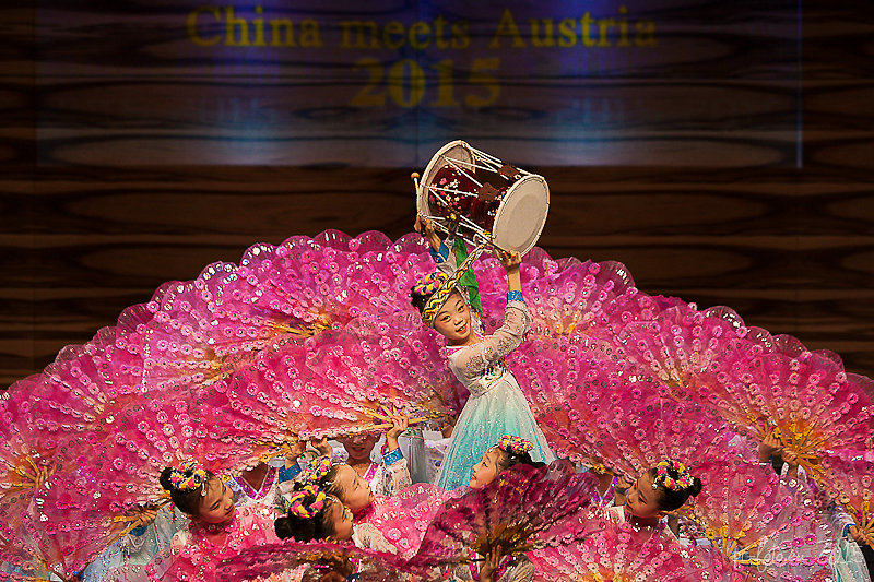 China meets Ausria im Muth